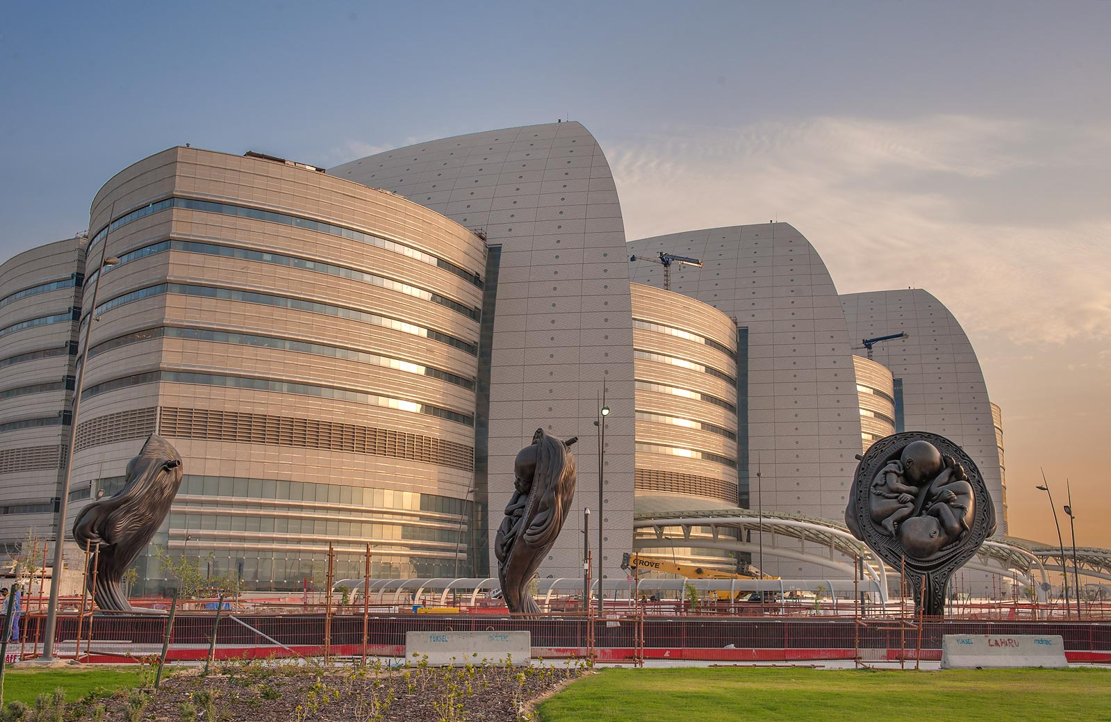 Sidra Medical & Research Center, Qatar