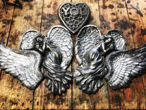 'Angel Wings' by Geo Gargan