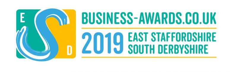 East Staffordshire South Derbyshire Business Awards logo