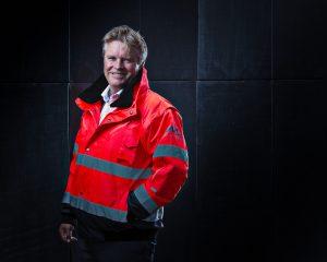 Boudewijn Tuinenburg, managing director of Midland Lead