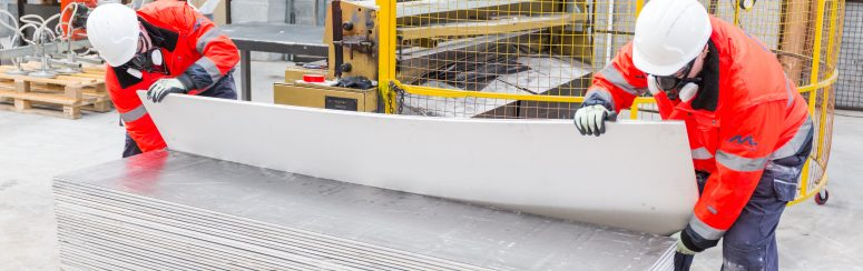 New! Reduced width lead-lined boards available