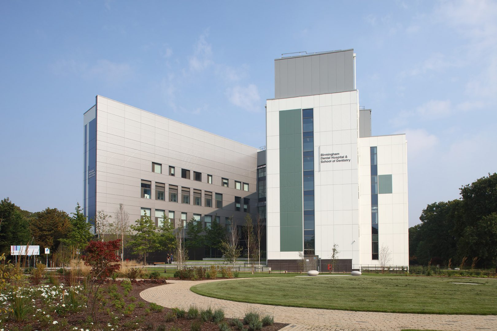 Midland Lead Birmingham Dental Hospital Case Study
