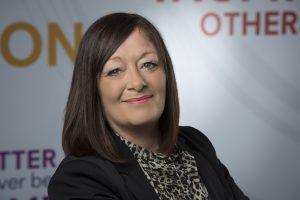 Shelley Lakin, customer relationship advisor at Midland Lead